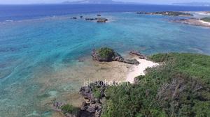 沖縄県恩納村海岸