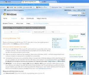 Windows7 RC